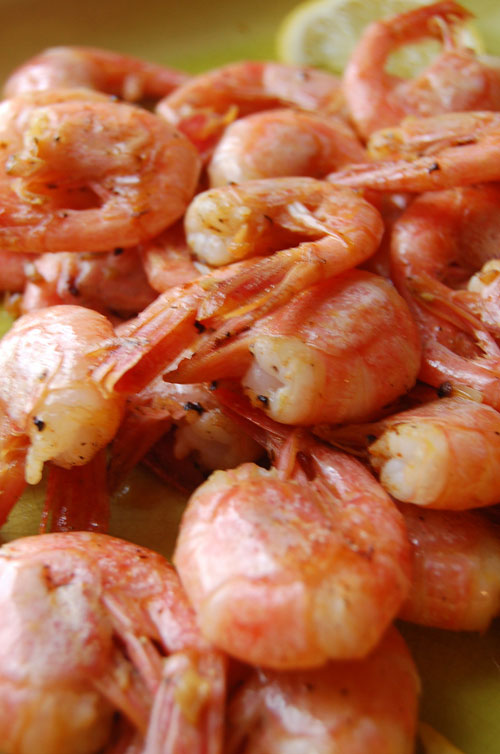 Sauteed Shrimp recipe - 134 calories